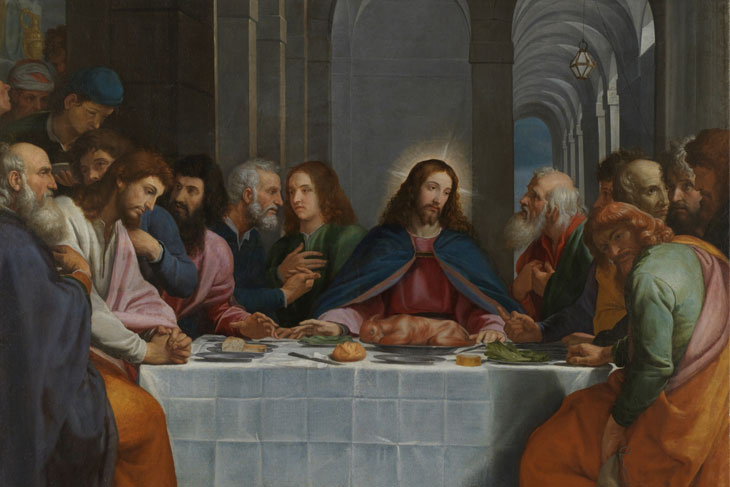 El Prado habla. La última cena