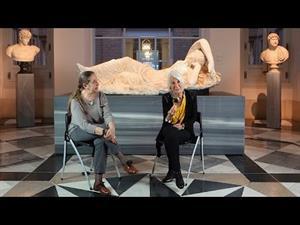 Soledad Lorenzo: Conversation in Ariadne's rotunda