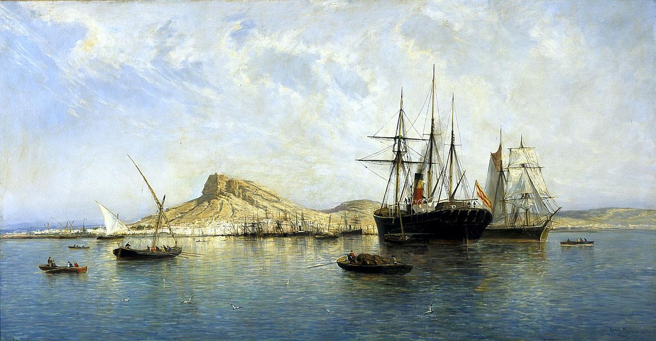 Monleón y Torres, Rafael