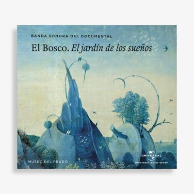 """Bosch. The Garden of Dreams"" Soundtrack CD"