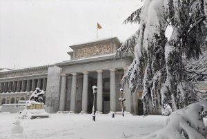 Se mantiene el cierre excepcional del Museo Nacional del Prado hasta el domingo