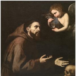Vision of Saint Francis of Assisi