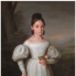 La infanta María Luisa Teresa de Borbón, luego duquesa de Sessa
