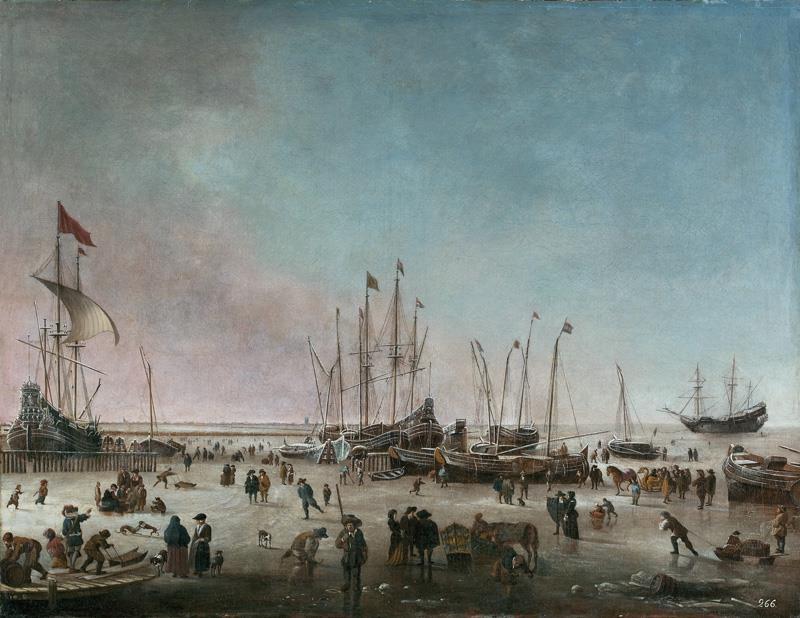Paisaje de agua: marinas, playas, puertos y ríos