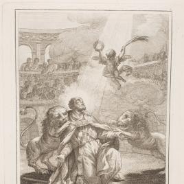 San Ignacio obispo, 1 de febrero
