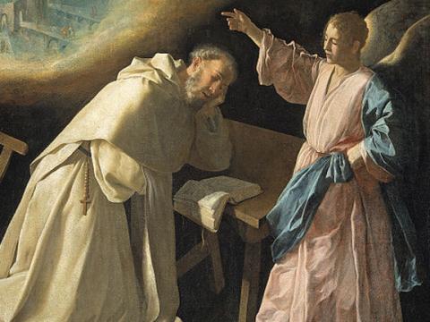 <em>Visión de san Pedro Nolasco</em>, Francisco de Zurbarán, comentada por Antonio Fernández Alba