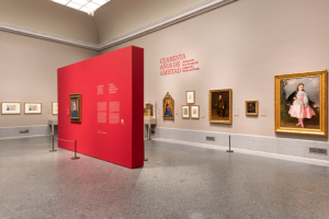 The Museo Nacional del Prado is celebrating the 40th anniversary of its Friends Association
