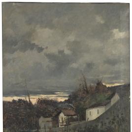 Un paisaje después de la lluvia (Loyola)