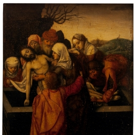 Entierro de Cristo