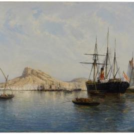 La rada de Alicante