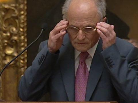 Antonio López recibe el Premio Velázquez de las Artes en 2006