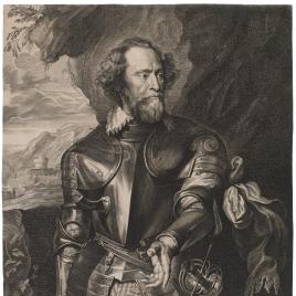 El conde Hendrik van den Bergh
