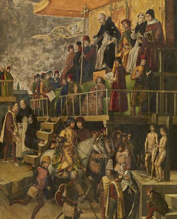 Arte y alteridad en las edades media y moderna