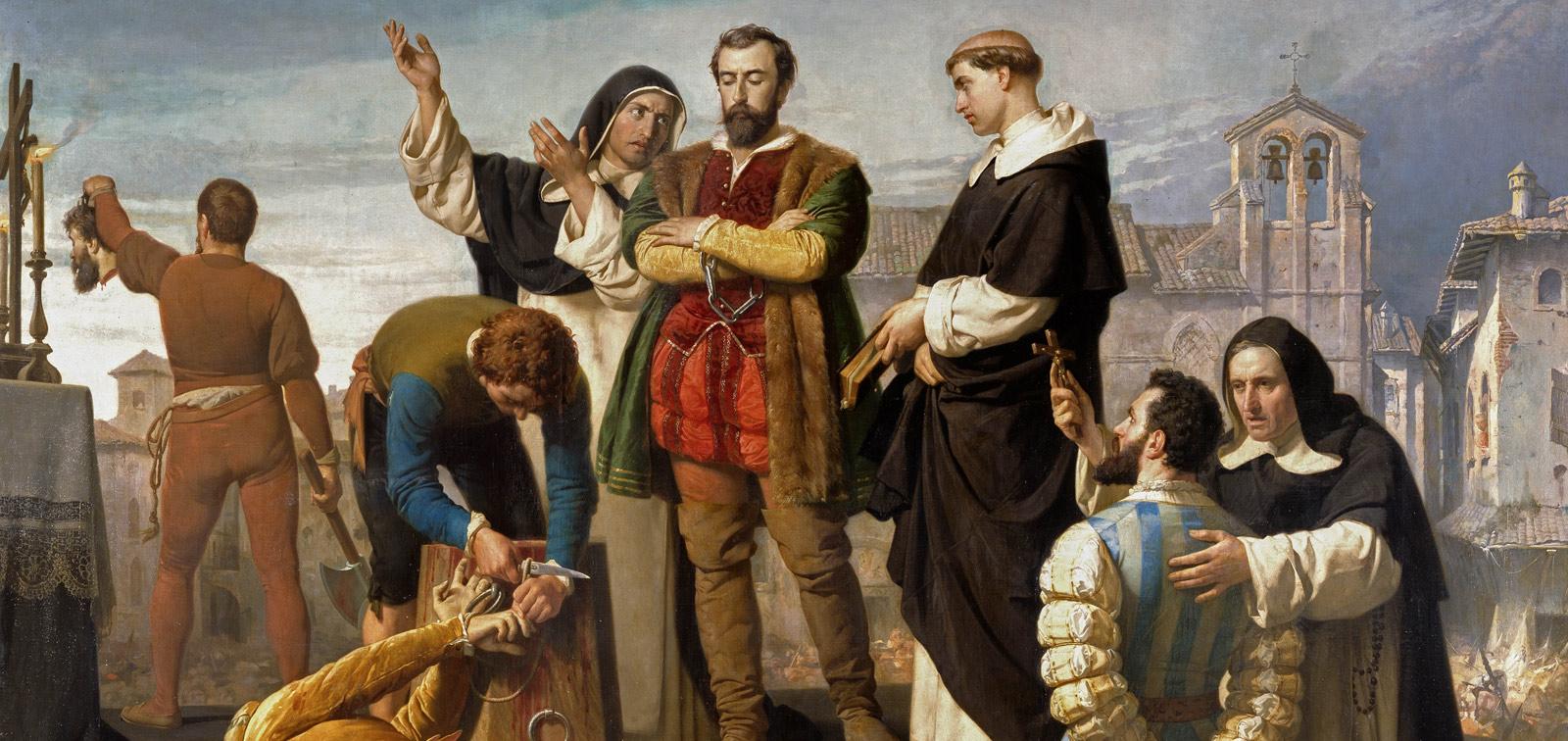 <em>Los Comuneros, de Gisbert. Un gran cuadro de historia sobre un pasado cuestionable</em>