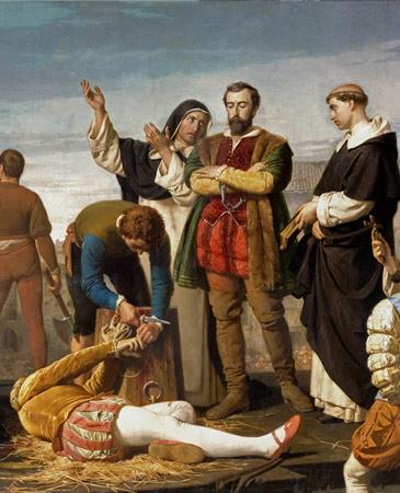 Los Comuneros, de Gisbert. Un gran cuadro de historia sobre un pasado cuestionable