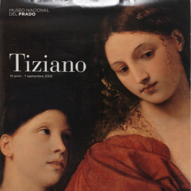 Tiziano [Material gráfico].