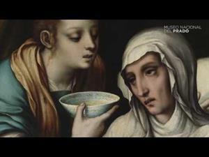 El Nacimiento de la Virgen, de Luis de Morales