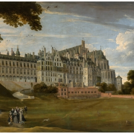 The Royal Palace in Brussels (The Palace of Coudenberg)