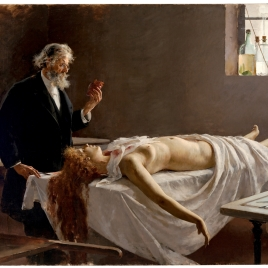 Una autopsia