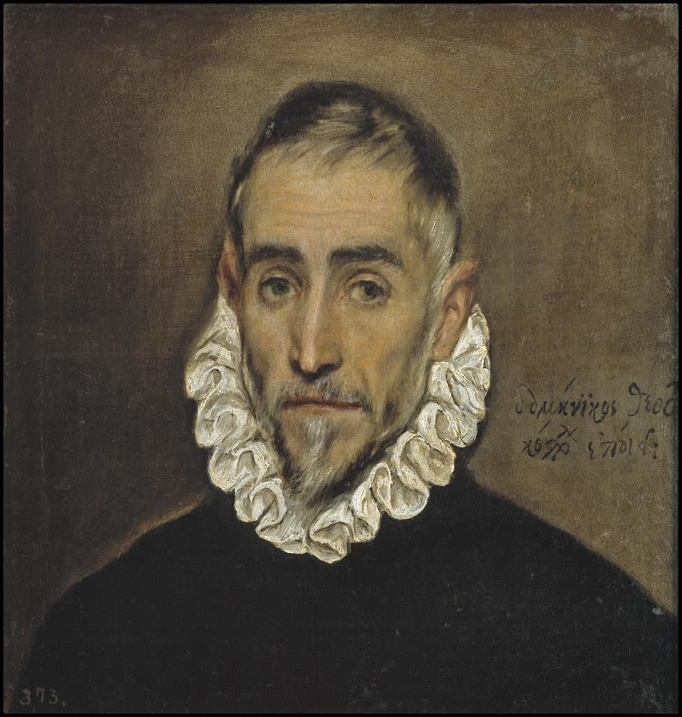 Greco, El. Domenicos Theotocopoulos