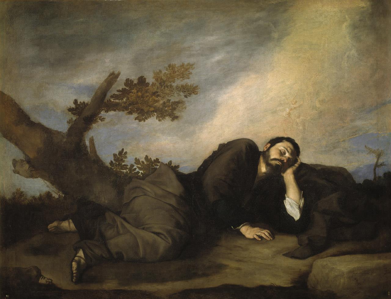 Sueño de Jacob, El [Ribera]