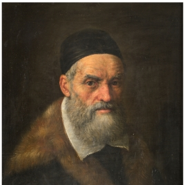 Portrait of Jacopo Bassano