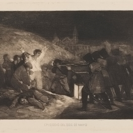 """The 3rd of May 1808 in Madrid or """"The Executions"""""""