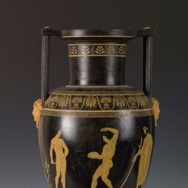 Jarrón a la manera etrusca
