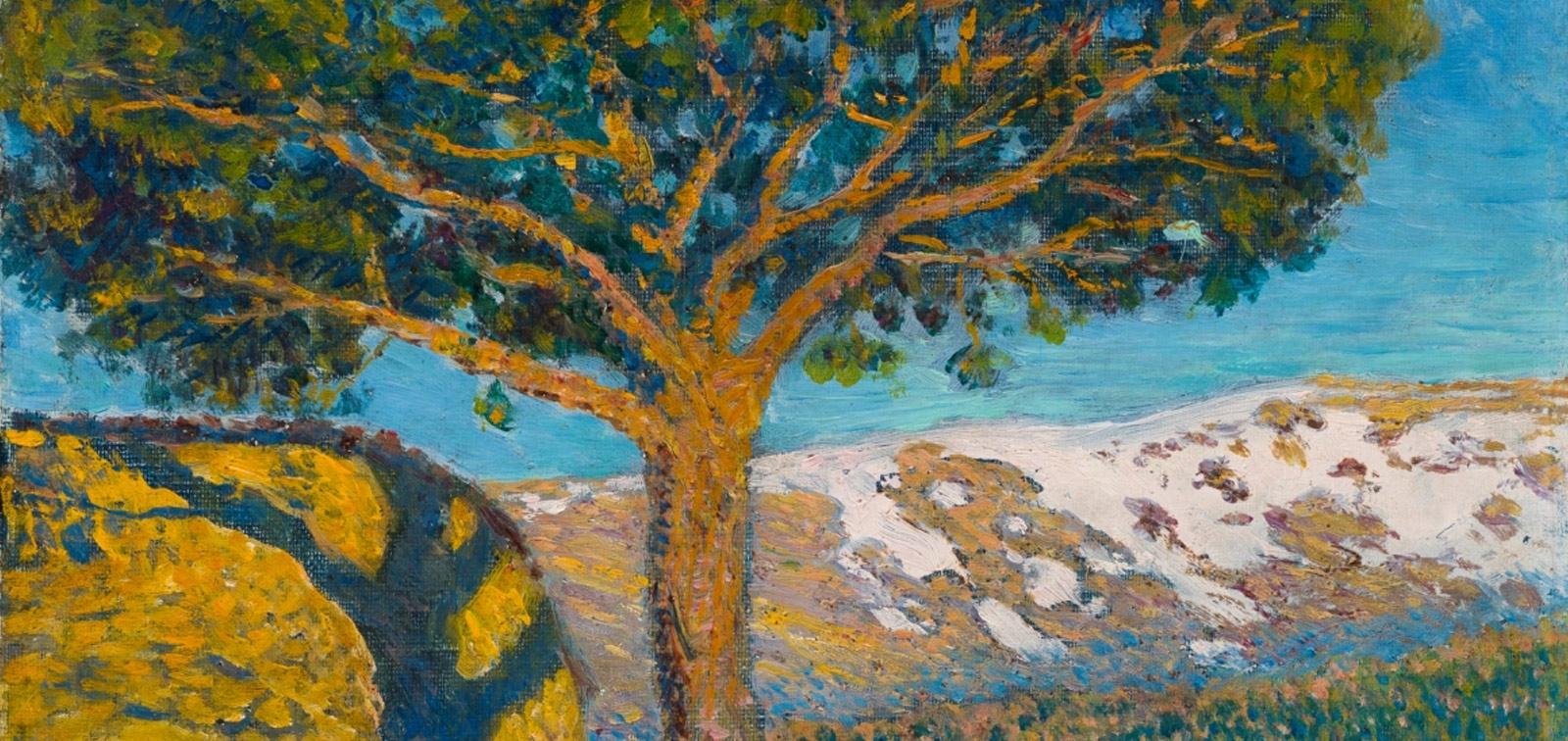 <em>Pinturas de Darío de Regoyos donadas al Prado por Hans Rudolf Gerstenmaier</em>