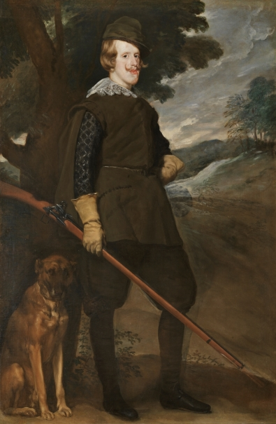 Philip IV in Hunting Dress