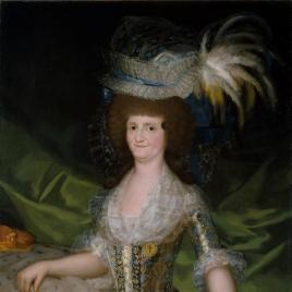 María Luisa de Parma, reina de España