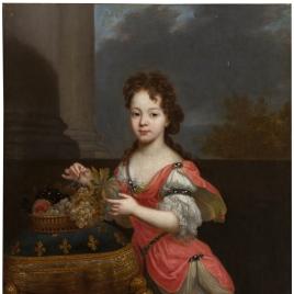 """Élisabeth Charlotte de Orleans, """"Mademoiselle de Chartres"""""""