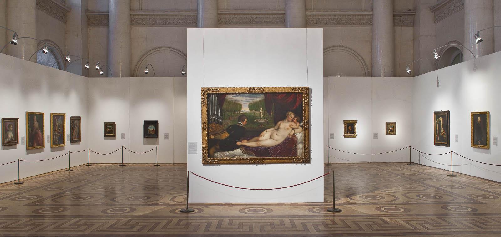 El Prado en el Hermitage