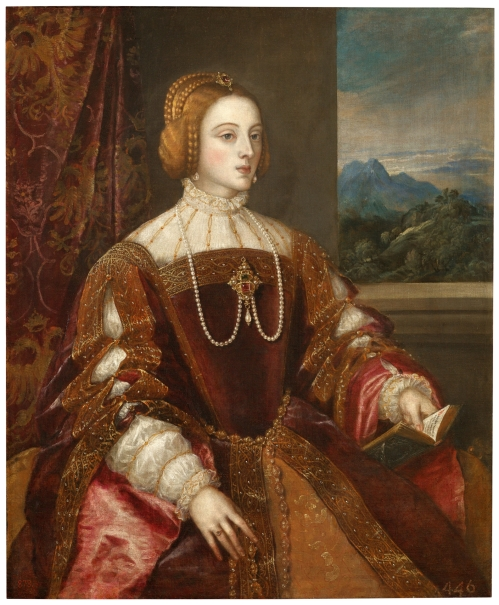 Empress Isabella of Portugal