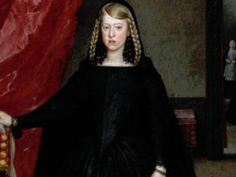 <em>Doña Margarita de Austria</em>, Juan Bautista Martínez del Mazo, comentada por Rosa Chacel