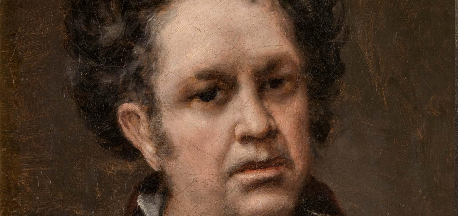 Te quiero en pintura: retratos con emoción. Parada IV. Goya