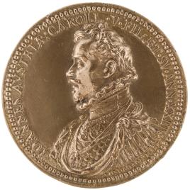 "Juan de Austria - Alegoría de la conquista de Túnez (""VENI ET VICI"")"