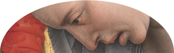 Las lágrimas de Van der Weyden
