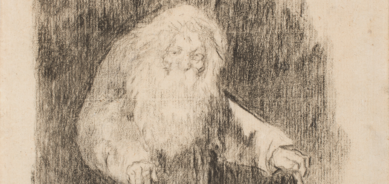 Temporary Installation: Goya's Drawings restored