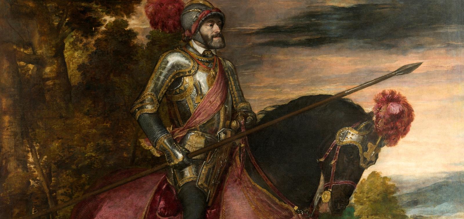 Una obra, un artista: <em>Carlos V en la Batalla de Mühlberg</em>, de Tiziano