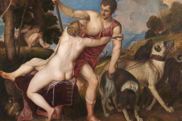 El Prado habla. Venus y Adonis, de Tiziano