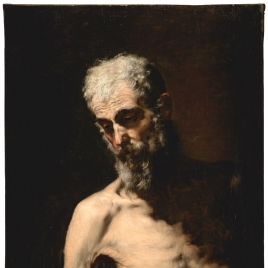 Saint Andrew (copy after Ribera)