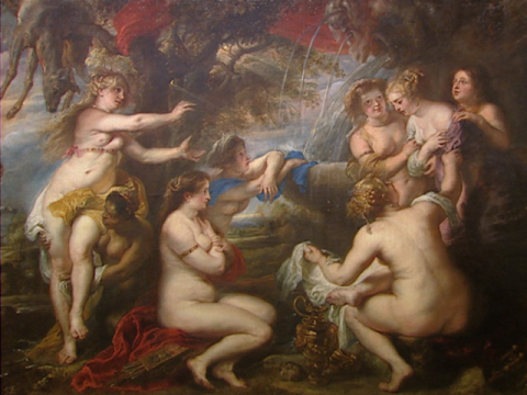 Una mirada inédita a la colección de pinturas de Rubens del Museo Nacional del Prado