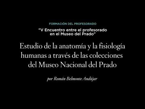 Estudio de la anatomía y la fisiología humanas - Vídeo - Museo ...