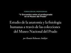 Estudio de la anatomía y la fisiología humanas