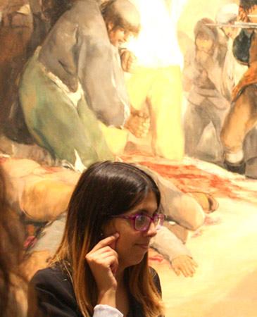 El arte en signos: Goya