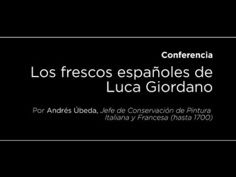 Conferencia: Los frescos españoles de Luca Giordano
