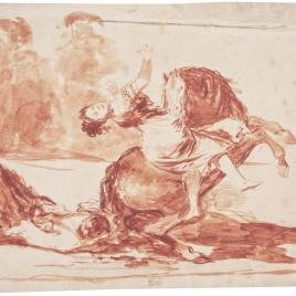 El caballo raptor