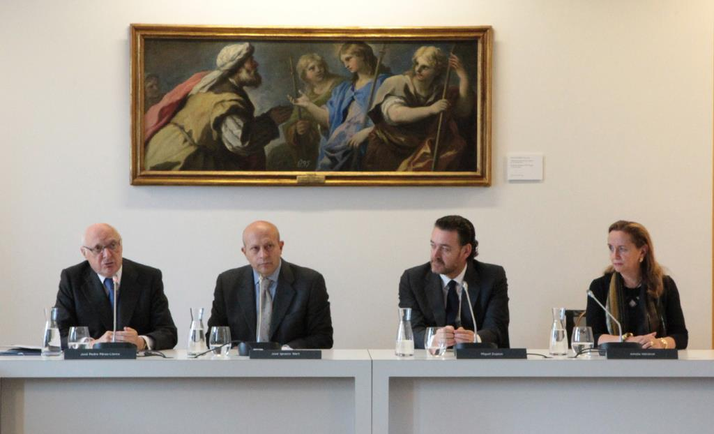 José Pedro Pérez-Llorca is appointed new President of the Board of Trustees of the Museo del Prado