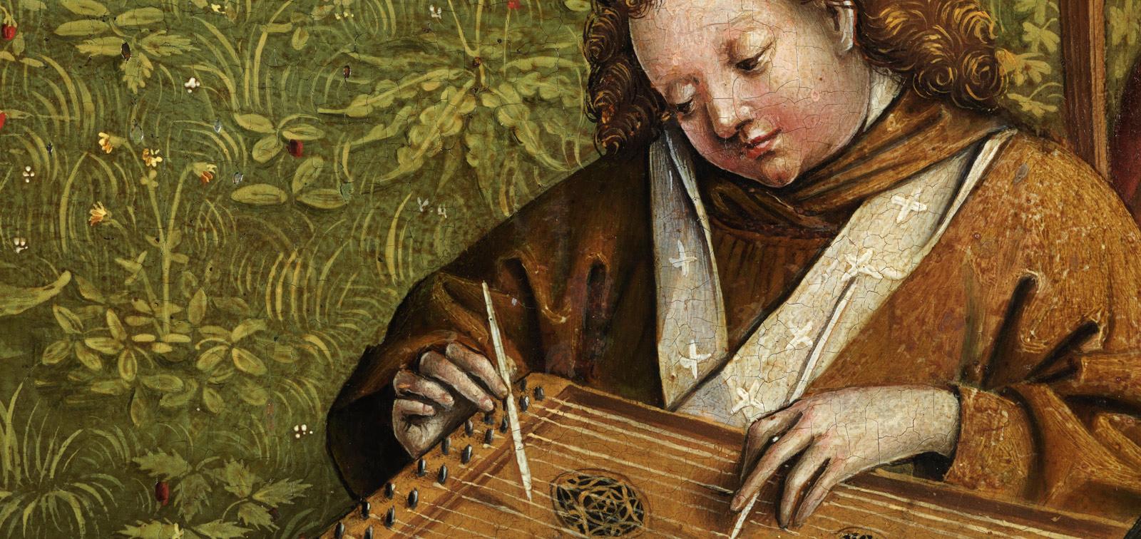 <em>La Fuente de la Gracia</em>. Una tabla del entorno de Jan van Eyck